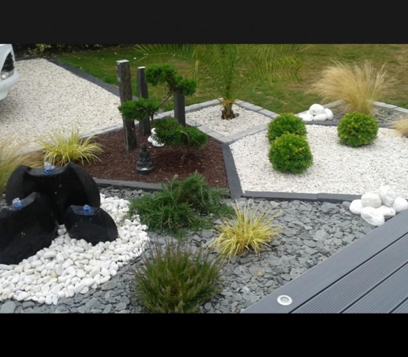 R alis s avec les produits de clavier mat riaux dans le morbihan - Deco jardin recyclage lyon ...