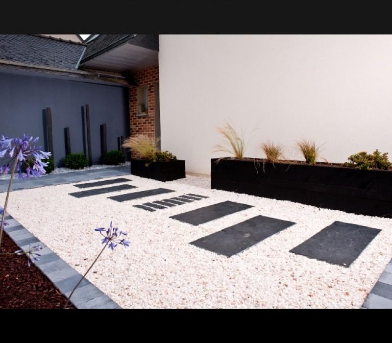 R alis s avec les produits de clavier mat riaux dans le for Ou acheter des galets decoratifs
